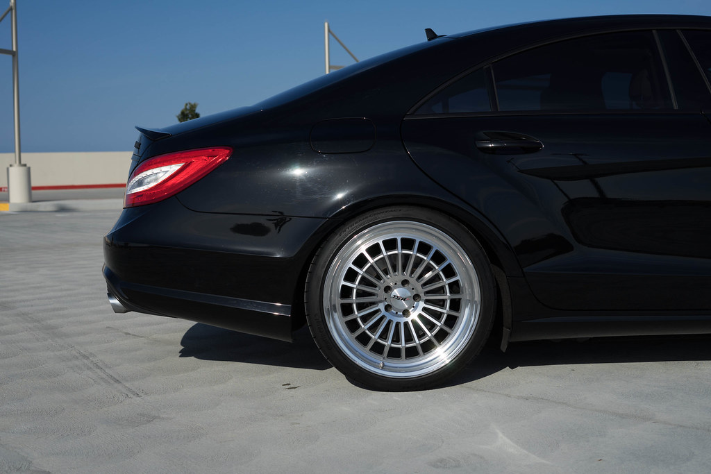 Tsw Rally On A Mercedes Benz Cls550 9 Tsw Alloy Wheels