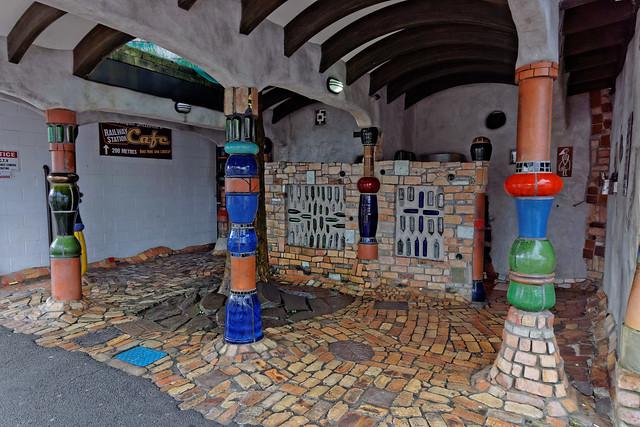 Toaleta publiczna Hundertwassera