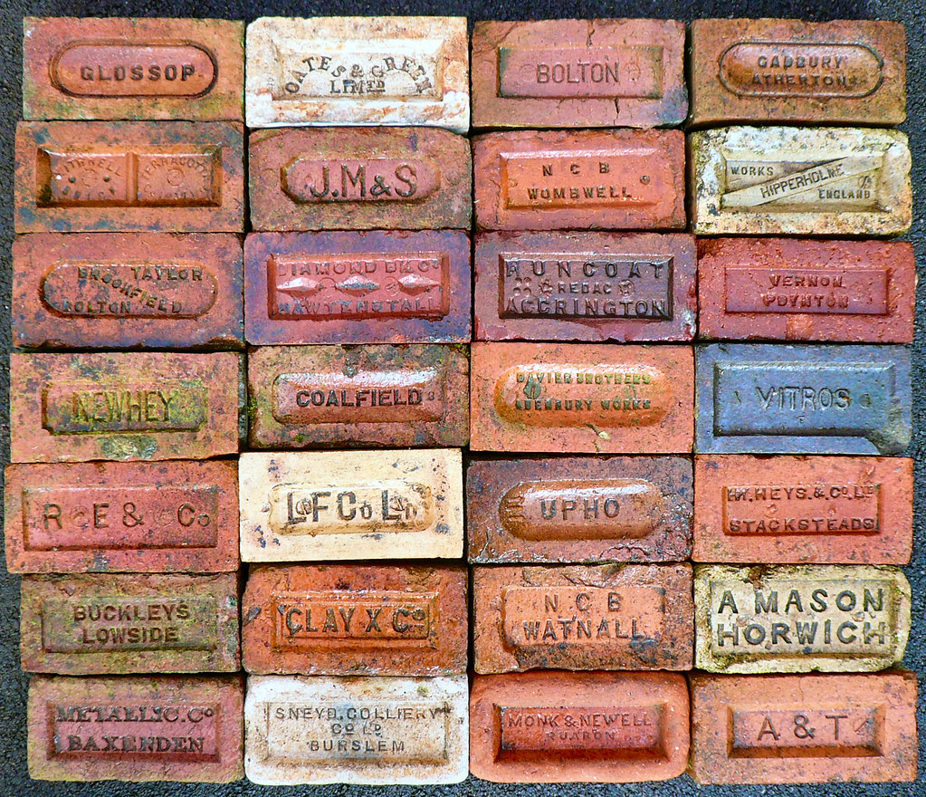 Brick selection limited edition a personally selected for What to do with bricks