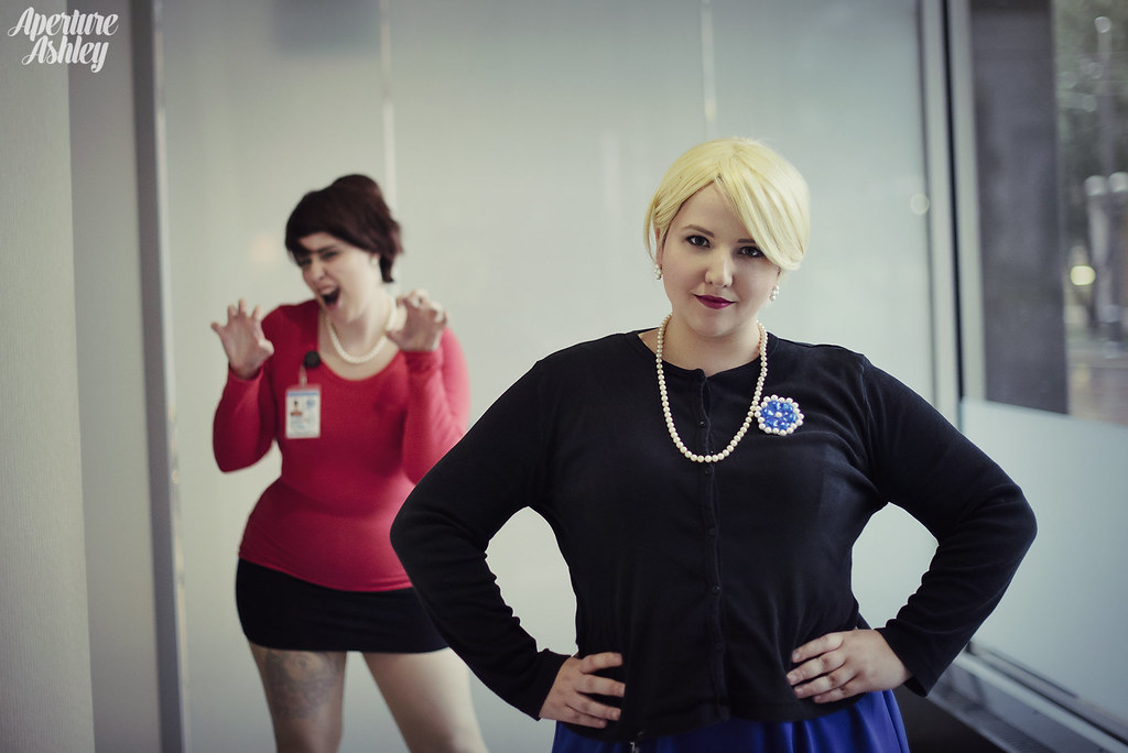 Cheryl Tunt and Pam Poovey from Archer | Photos by ...