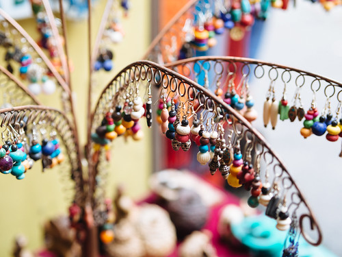 Earrings | by seasonal wanderer