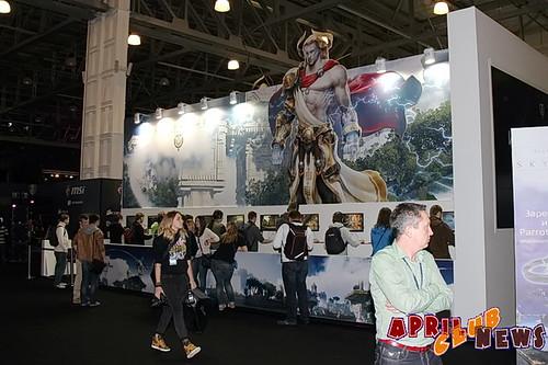 ИгроМир 2014 и Comic Con Russia 2014