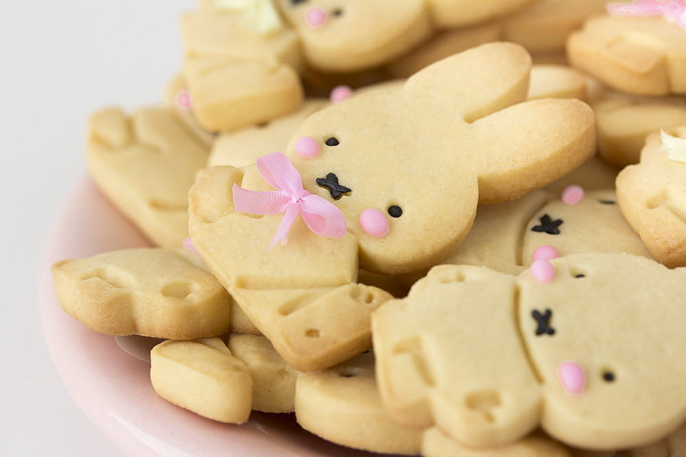 Galletas decoradas Miffy