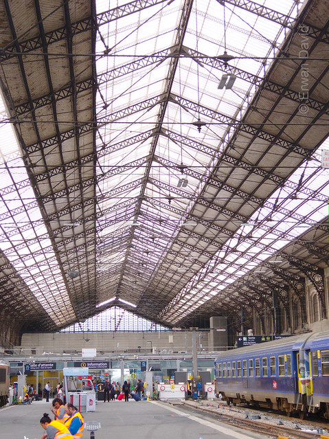 Paris austerlitz flickr photo sharing for Train tours paris austerlitz