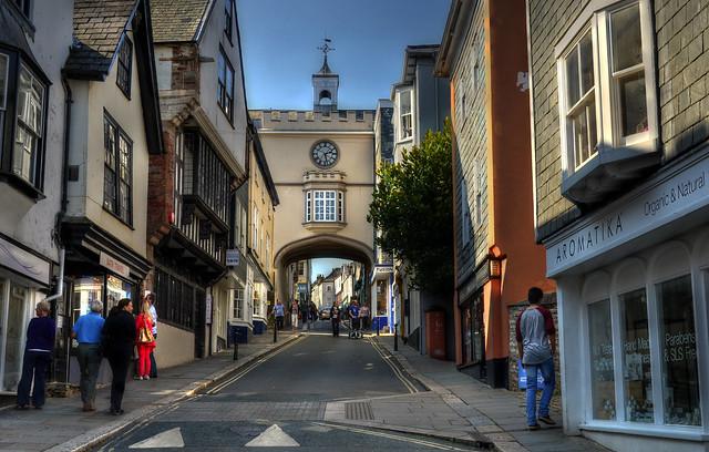 Fore Street, Totnes, Devon