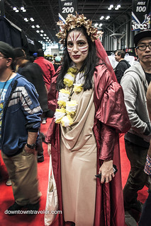 NY Comic Con 2014 Dr Who Queen of Years | by Downtown Traveler