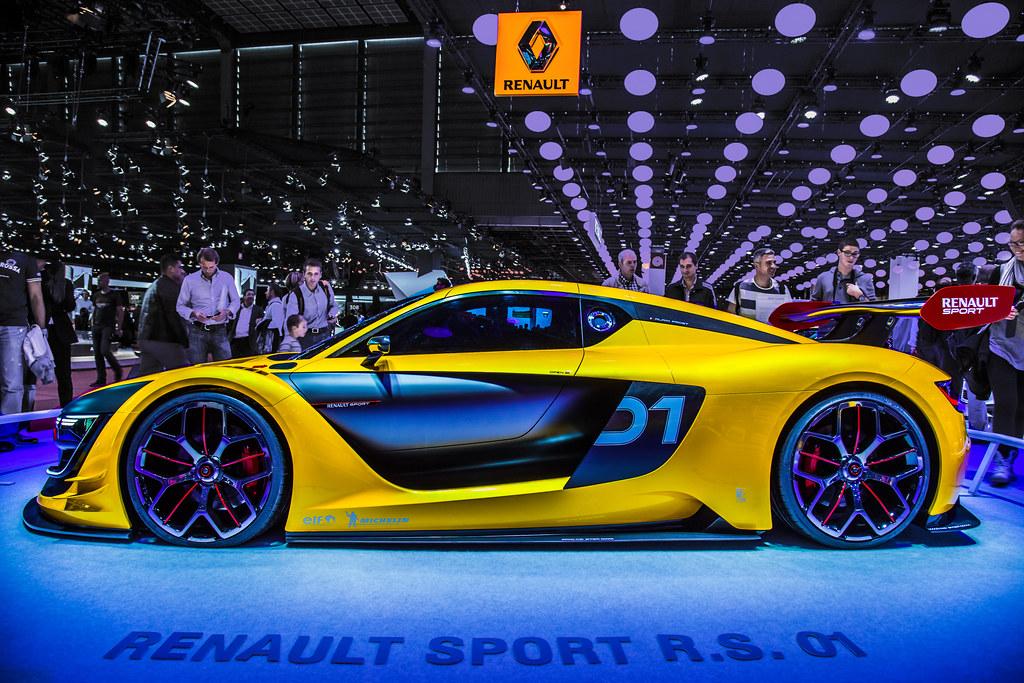 Renault Sport Rs 01 Ben Flickr
