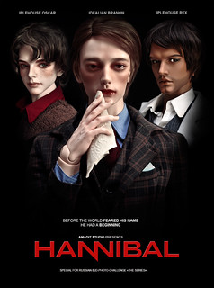 Hannibal cosplay | by Amadiz
