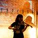 Kaitlyn Hova's synesthesia light show