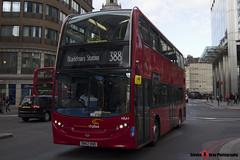 Alexander Dennis Trident Enviro 400 - SN62 DND - HEA1 - CT Plus - London - 140926 - Steven Gray - IMG_0198