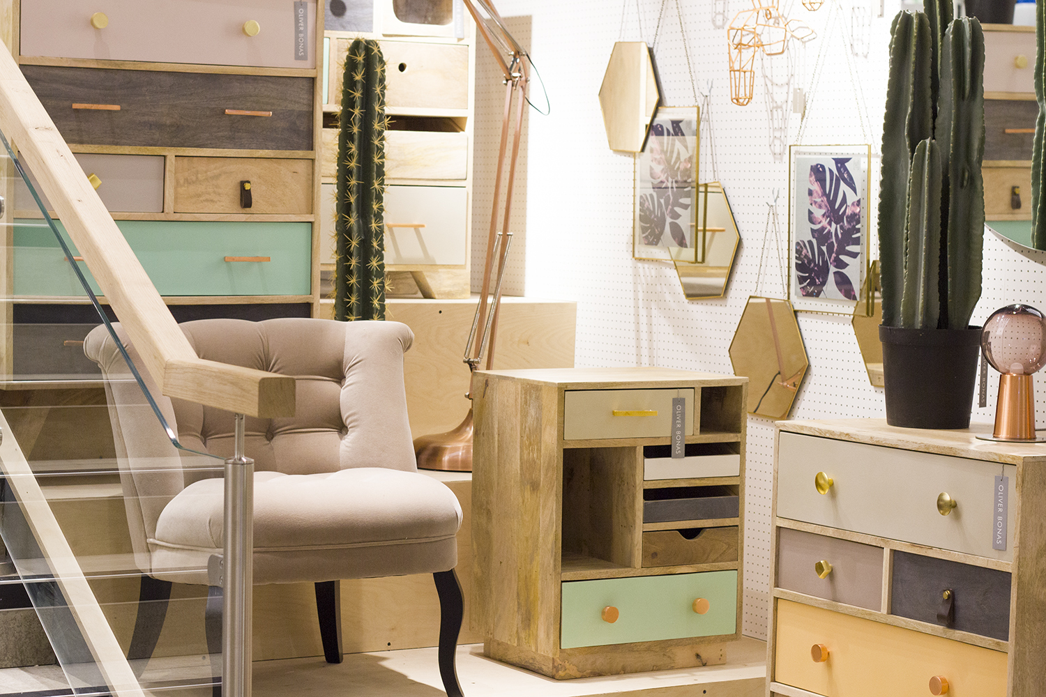 Oliver Bonas Manchester - Furniture