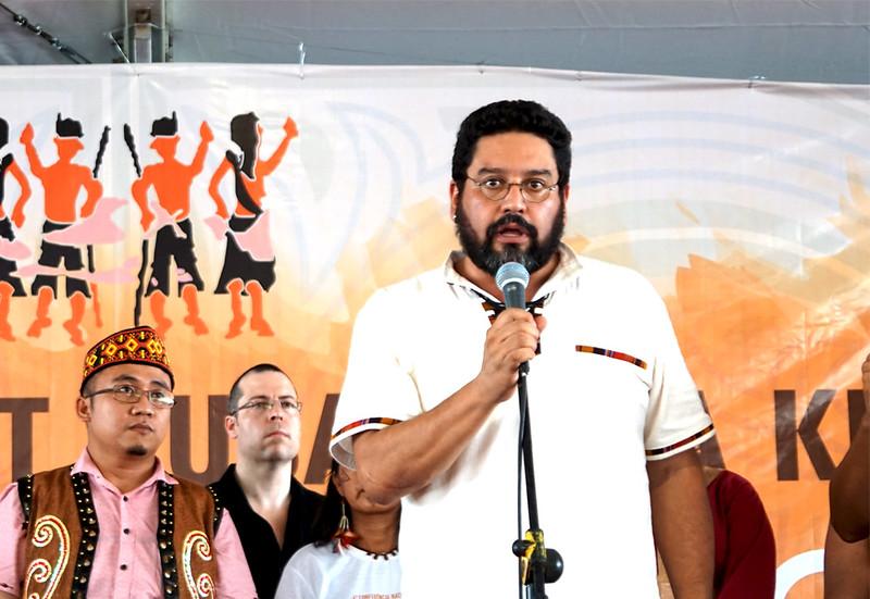 Masyarakat Adat dari Guatemala di Peluncuran DGM-I