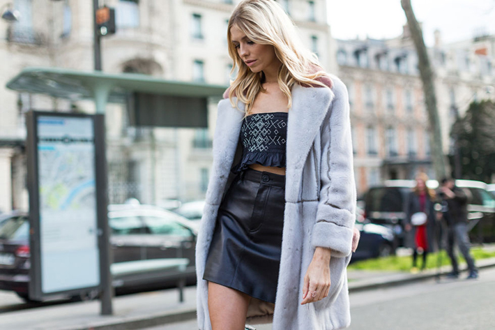 Paris fashion week street style outfit inspiration accessories fashion trend style3