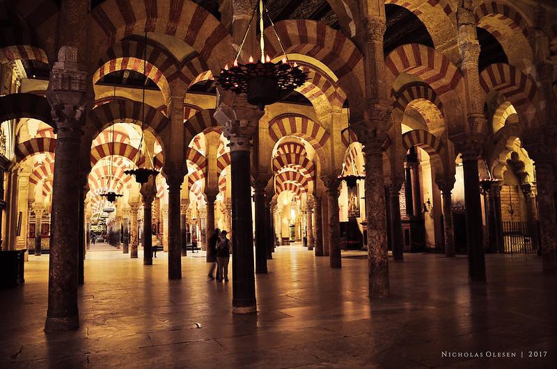 Cordoba | La Mezquita Arches