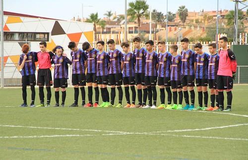 El Infantil del CD Los Caminantes consigue la permanencia en Primera Andaluza