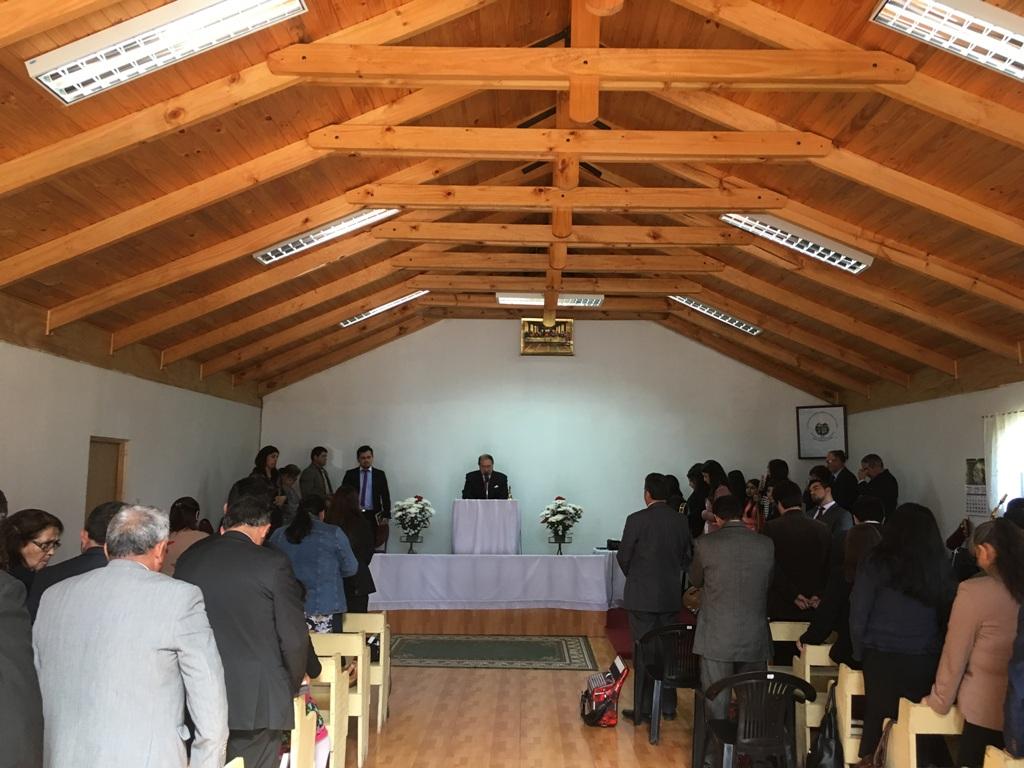 Predicación y culto: Denecán