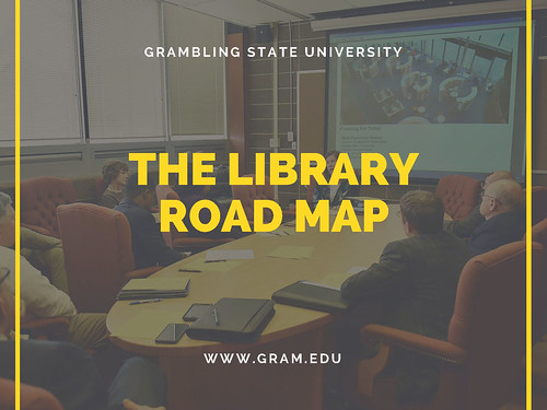 Library Road Map Presentation