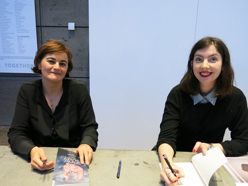 Book signing - Ashleigh Young and Hera Lindsay Bird