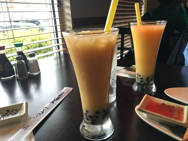 Green tea Asian cuisine