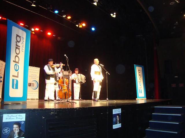Concerte de colinde românești 23-25 noiembrie 2012