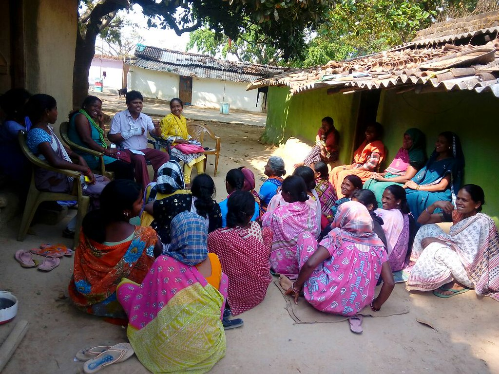2017-3-5 India: Candidates selection for housekeeping training