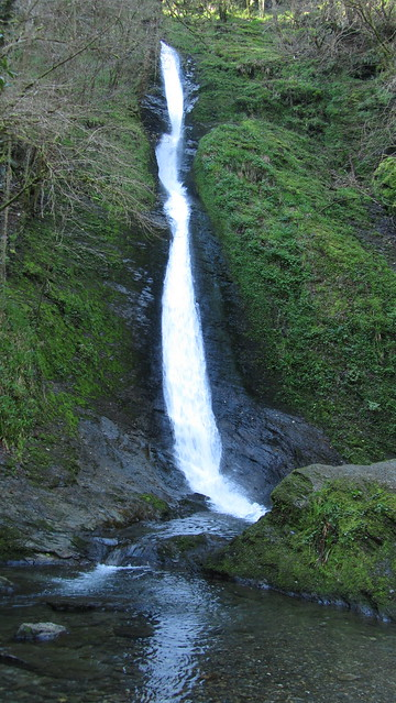 White Lady Waterfall