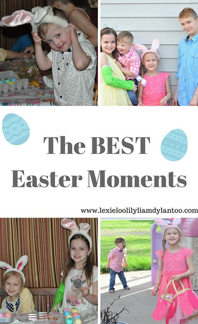 The BEST Easter Moments