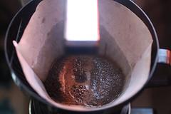 Chit's Coffee - Coffee Tasting drip brew