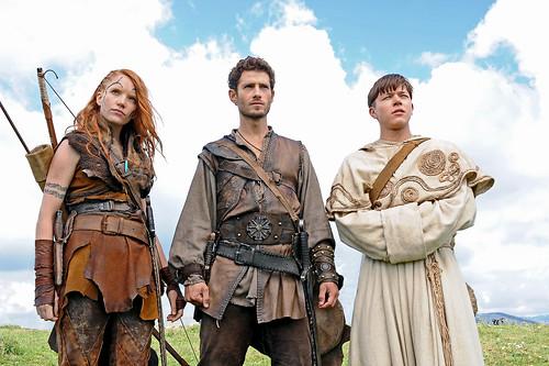 Drakono širdis 3: Išminties  prakeikimas / Dragonheart 3: The Sorcerer's Curse (2015)