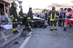incidente rotatoria silla sassano 01
