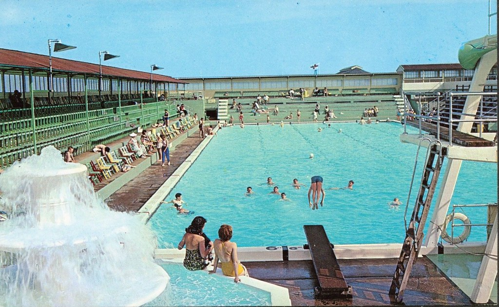clacton pier swimming pool the swimming pool on clacton flickr