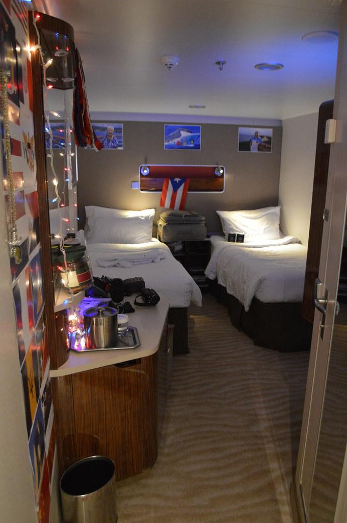 Norwegian Breakaway Cruise Ship Inside Stateroom 5449 Flickr