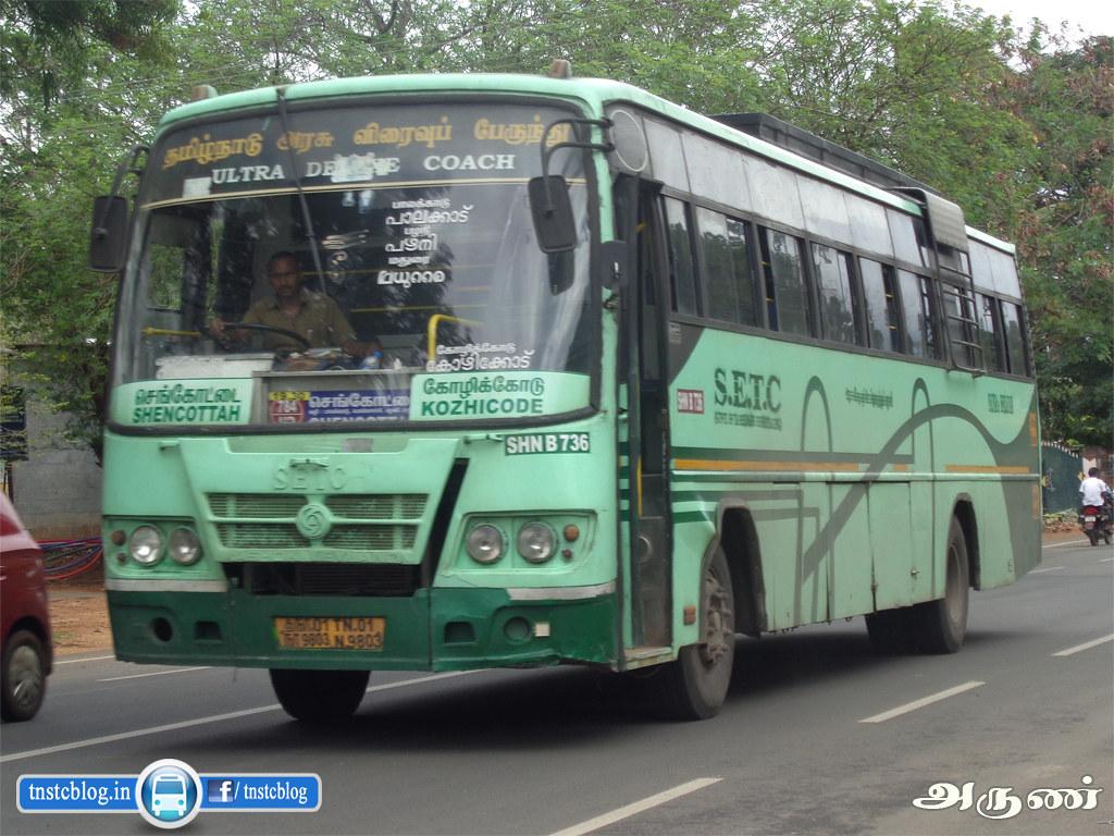 tn-01n-9803 ( shn b 736 ) of sencottah depot route 784 ud … | flickr