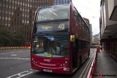 Alexander Dennis Trident Enviro 400 - LJ09 CBV - 9437 - Abellio London - London - 140926 - Steven Gray - IMG_0137