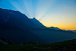 Morning, Triund | by sachin.verma