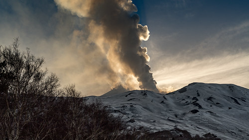Smoking Etna | by riese.laurenc