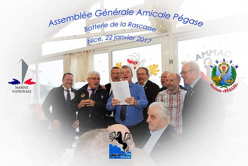 Assemblée Générale Amicale Pégase
