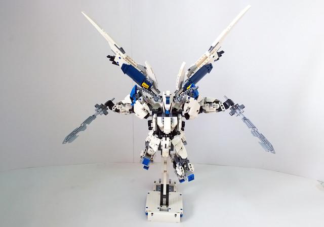 LEGO Gundam Bael ASW-G-01 1/60