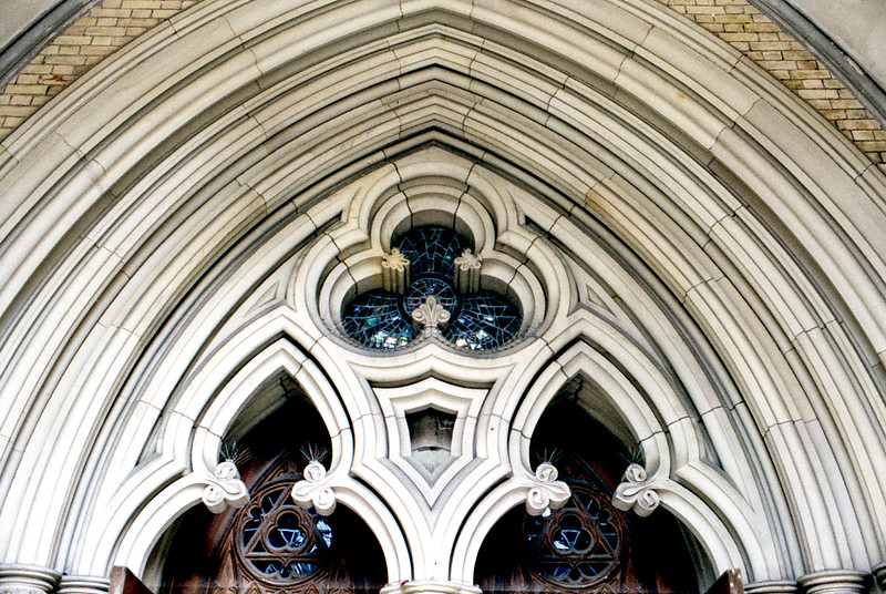 St. James Cathedral Detail