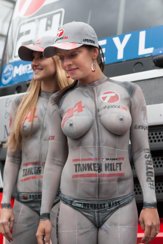 Anglais des femmes sexy