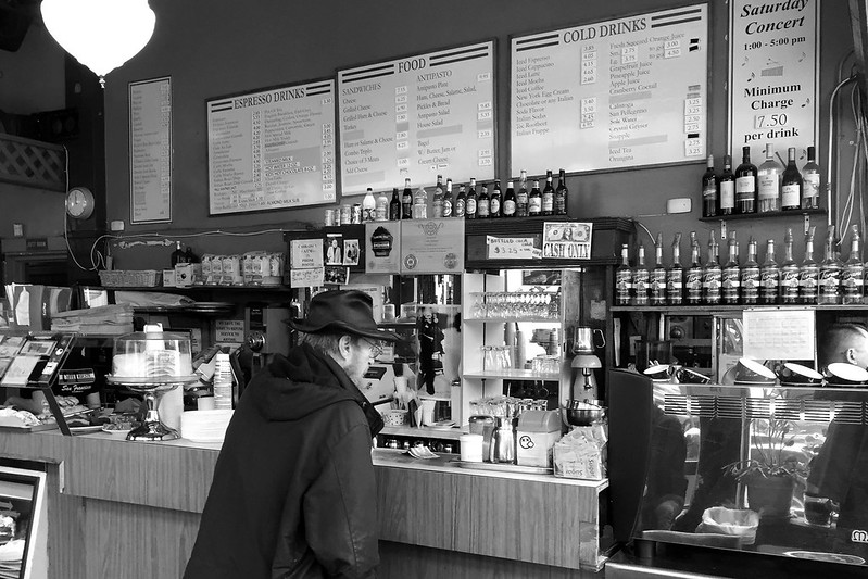 Caffè Trieste