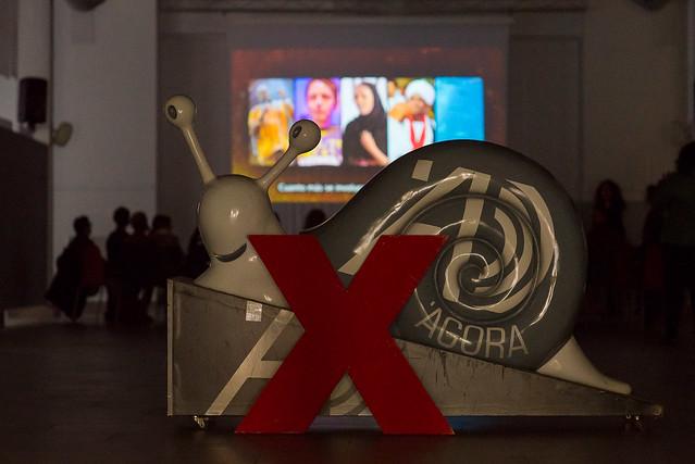 TEDxAlcoiSalon Oradores al borde de un ataque de nervios