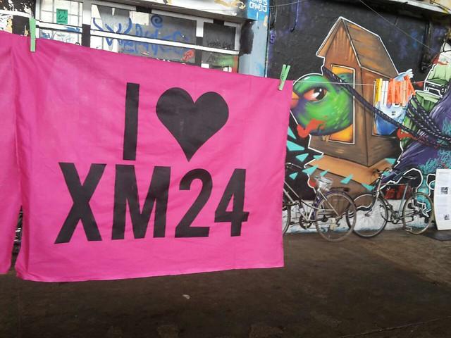 I <3 Xm24 - Un'altra città esiste