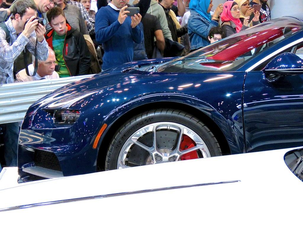 Bugatti Chiron NYIAS 11