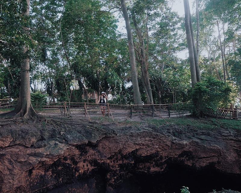 Monfort Bat Cave Samal Island Blog