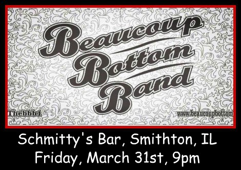 Beaucoup Bottom Band 3-31-17