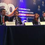 OEA celebró 20 Aniversario de la Convención Interamericana contra la Corrupción