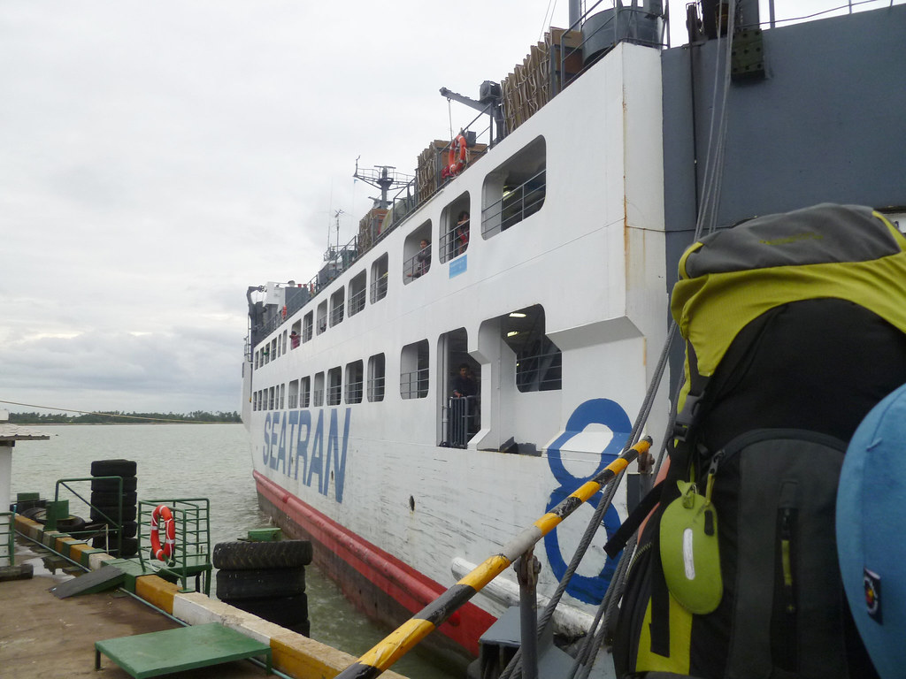 Seatran Ferry, Ko Samui Thailand