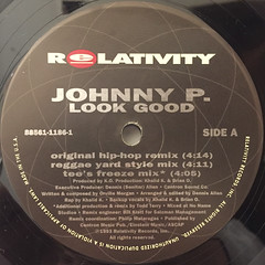 JOHNNY P.:LOOK GOOD(LABEL SIDE-A)