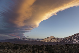 Eastern Sierra Clouds | by pixelmama